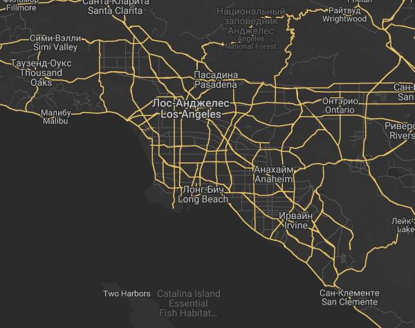 USA, Los Angeles, CA